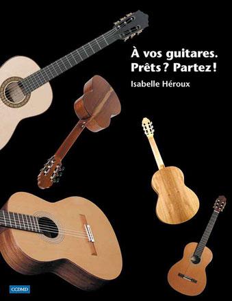 Image illustrant le manuel À vos guitares