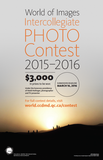The CCDMD is launching the 5th edition of the World of Images Intercollegiate Photo Contest