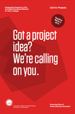 The CCDMD 2015 Call for Projects is launched