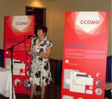 CCDMD unveils new logo at AQPC symposium