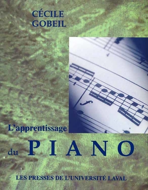 Apprentissage du piano (L')