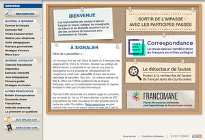 Amélioration du français