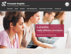 Second Language Proficiency Test
