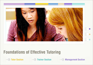 Foundations of Effective Tutoring